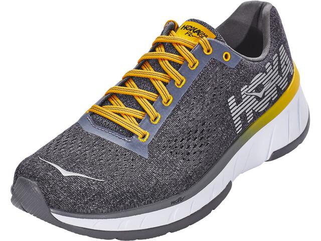 Hoka One One Cavu Running Shoes Men alloy/nine iron
